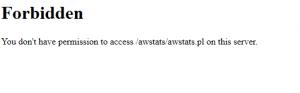 提示403,没有权限访问。