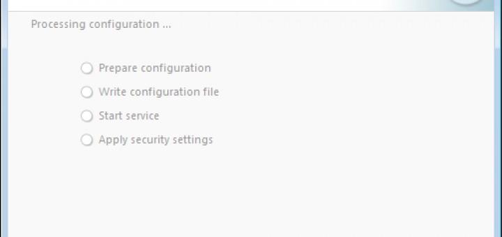 MySQL Server Instance Configuration Wizard(未响应)