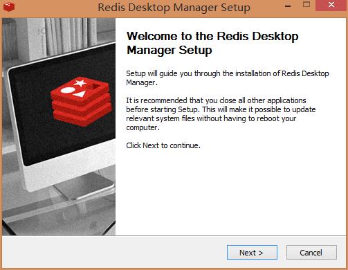 Redis Desktop Manager安装步骤1