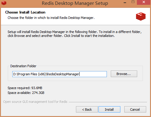 Redis Desktop Manager安装步骤3