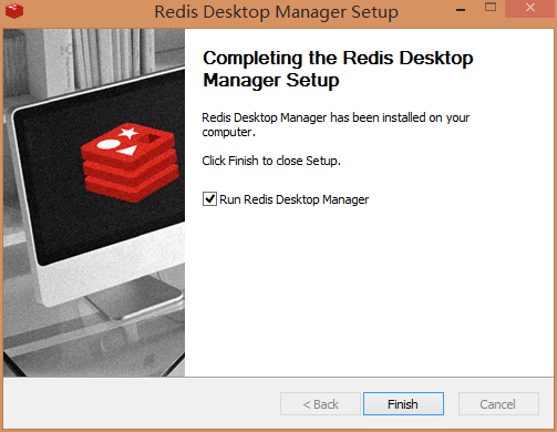 Redis Desktop Manager安装步骤6