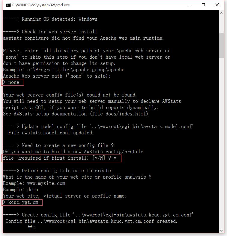 添加虚拟主机kcuc.ygt.cm