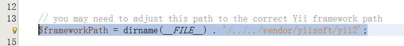 检查当前 PHP 环境是否满足 Yii 最基本需求