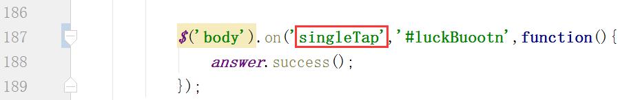 如果要避免在桌面设备上触发 2 次的话,可以启用 singleTap 事件