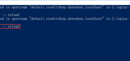 执行命令:nginx -s reload,重新加载 Nginx 配置,正常