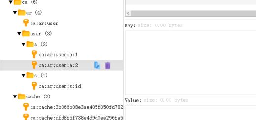 查看Redis,包含Redis cache、Redis 活动记录等数据
