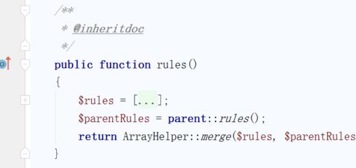 公共的模型逻辑层,验证规则方法调整如下
