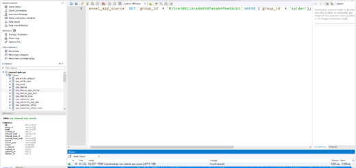 报错:Error Code: 1175,具体报错信息如下: