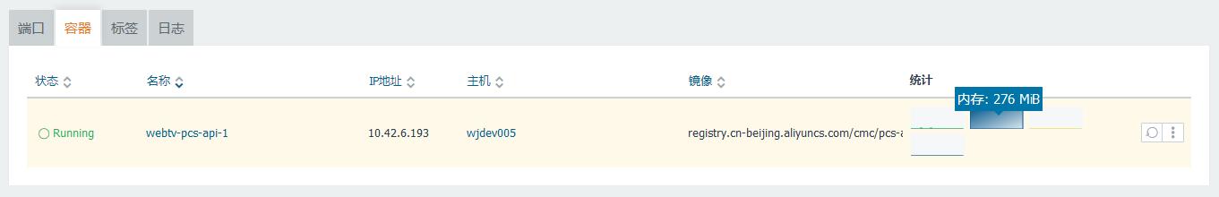 升级至开发环境,Docker 容器的 CPU:0.07%,内存:283MB,CPU 增加了 (0.07% - 0.04%) = 0.03% 左右,内存减少了 (283MB - 276MB) = 7MB 左右。证明遍历租户ID列表时,break 结束当前 foreach 结构的执行,即命令行的每一次运行,仅同步成功一个租户下的用户列表。优化的方案是不可行的,意义不大。
