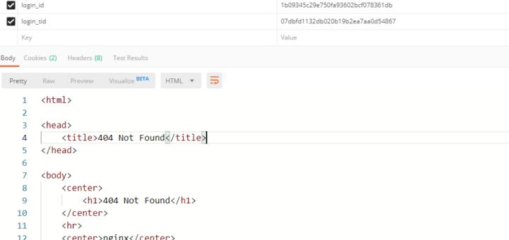 在 Docker 容器中,Nginx PHP 环境中响应 404 Not Found,打开一个映射至 PHP 文件的路由
