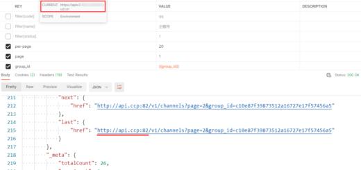 现阶段的域名为:apiv2.xxx.cn/ccpapi。可以在外网正常调用。只不过服务器接收到的请求为:http://api.ccp:82 。