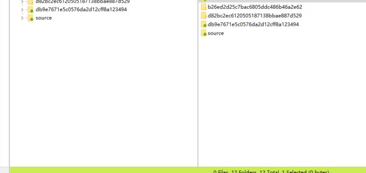 在 FTP 客户端软件 FlashFXP 中,在根目录新建目录:11,报错:MKD 11 550 Create directory operation failed.。